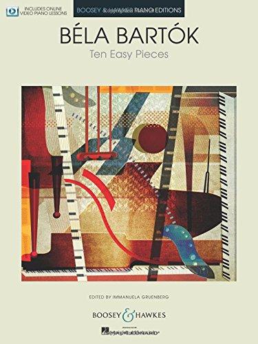 (Ten Easy Pieces for Piano: 10 Easy Pieces for Piano (Boosey & Hawkes Piano Editions) )