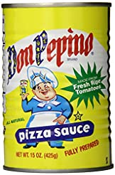 Don Pepino Pizza Sauce, 15 Ounce (Pack o...