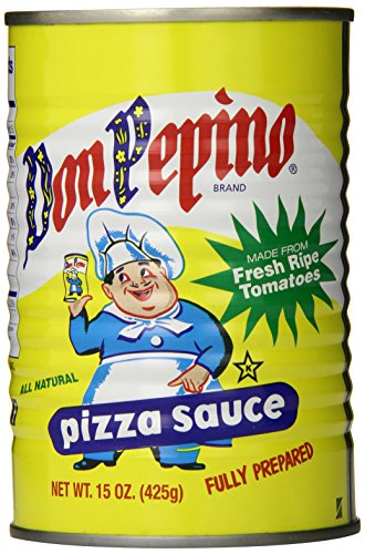 Don Pepino Pizza Sauce, 15 Ounce (Pack of (Pizza Sauce Tomato Paste)