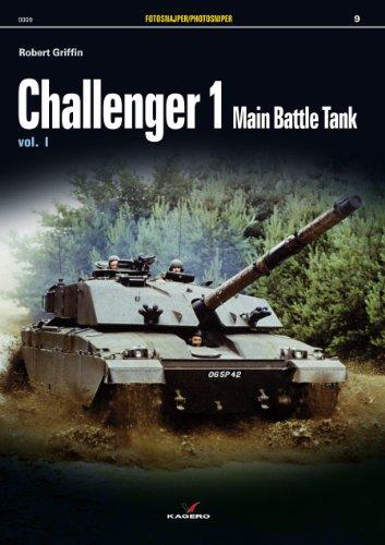Challenger 1: Main Battle Tank (Photosniper) (Battle Tank Main Challenger)