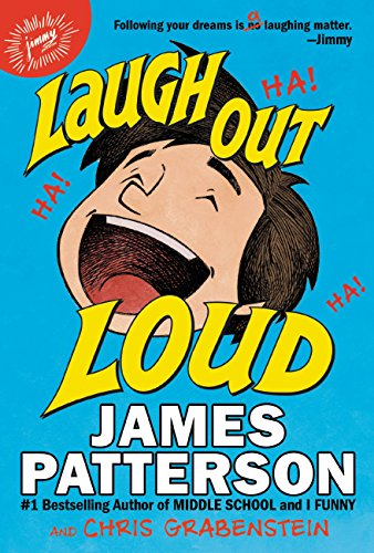 Laugh out loud kindle edition by james patterson chris laugh out loud by patterson james grabenstein chris fandeluxe Image collections