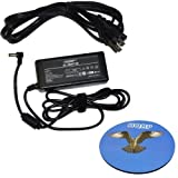 HQRP AC Adapter / Power Supply Cord for Roland HP-503 / HP503 / KF-7 / KF7 Digital Piano plus HQRP Coaster