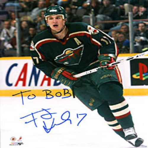 Filip Kuba Signed - Filip Kuba Autographed / Signed 8x10 Photo