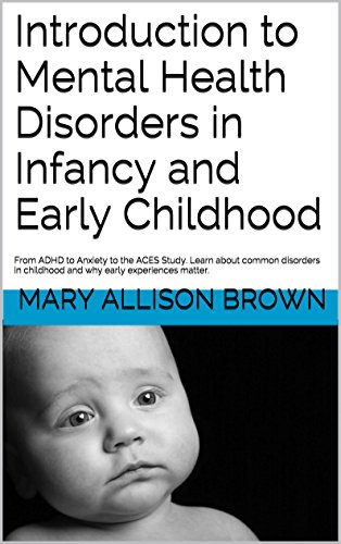 Introduction To Mental Health Disorders In Infancy And Early
