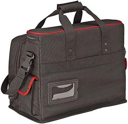 KNIPEX 00 21 10 LE Bolsa porta-herramientas y para ordenador port/átil para el t/écnico del servicio posventa vac/ía
