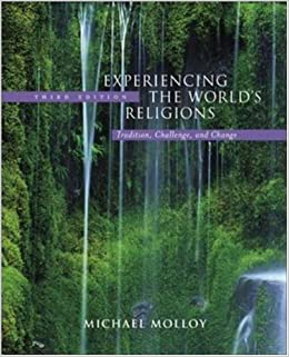 Experiencing the World's Religions: Tradition, Challenge, and Change with PowerWeb: World Religions by Michael Molloy (2004-07-02)