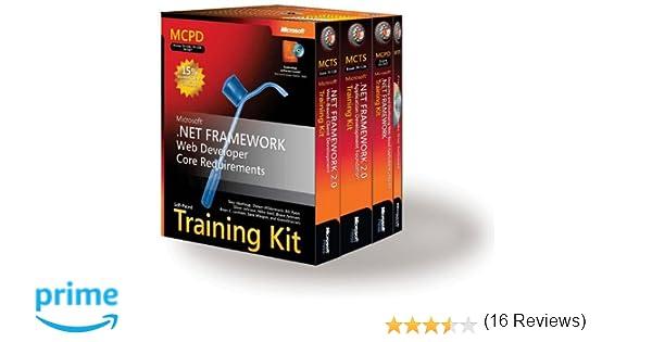 MCTS Self Paced Training Kit  Exam          Microsoft  NET     MCTS Self Paced Training Kit  Exam          Microsoft    NET Framework  Application Development Foundation  Second edition  Tony Northrup