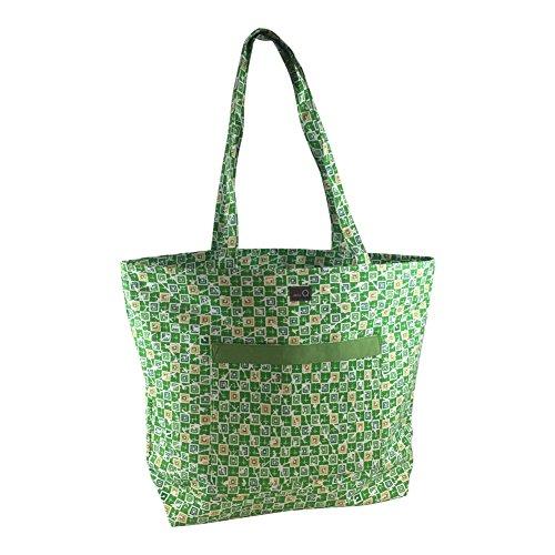 Della Q Willa Shoulder Yarn Bag 424-1 Crawford by della Q