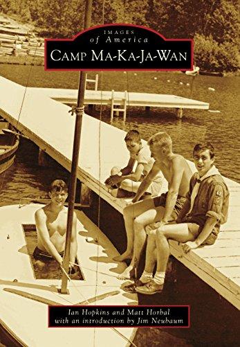 Camp Ma-Ka-Ja-Wan (Images of - Of Camps America Boy Scouts