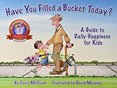 """Children are not the only ones that need to learn how to be truly happy. It's all in the bucket, that invisible bucket that follows you everywhere. . . teaches young readers valuable lessons about giving, sharing, and caring. This guide to d..."