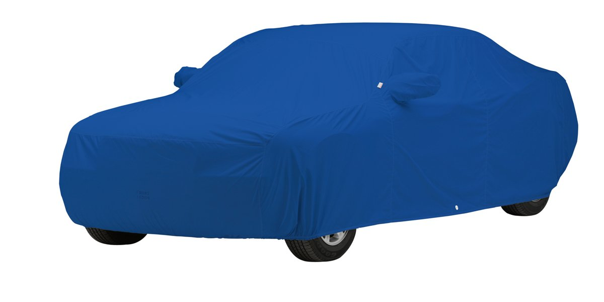 WeatherShield HP Fabric C10032PA Bright Blue Covercraft Custom Fit Car Cover for Chevrolet Wagon