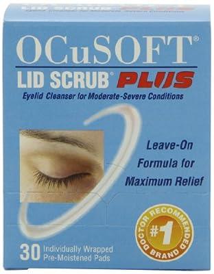 OCuSOFT Lid Scrub Plus