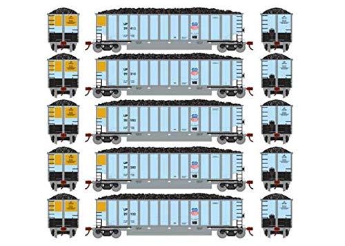 Athearn HO RTR Bethgon Coalporter w Load UP #2 (5)