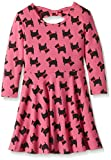 The Children's Place Girls' Dress (20680021264_Tropical Rose_M (7/8))
