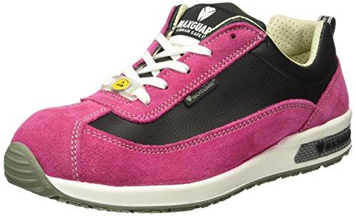 Maxguard DOLLY D378, Unisex-Erwachsene Sicherheitsschuhe, Pink (Pink), 38 EU