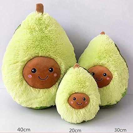 YOUHA 1 unid Cute Plush Fruits Toys Kawaii Cartoon Cute Doll ...