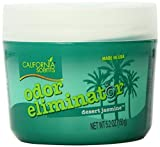 California Scents Odor Eliminator, Desert Jasmine, 5.2-Ounce Jars (Pack of 12)