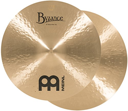 (Meinl Cymbals B14HH Byzance 14-Inch Traditional Heavy Hi-Hat Cymbal Pair (VIDEO))