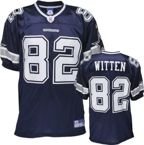 reputable site 30d1d 3df4c Amazon.com : Jason Witten Reebok NFL Authentic Navy Dallas ...