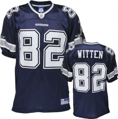 reputable site c0ffd 1c4f1 Amazon.com : Jason Witten Reebok NFL Authentic Navy Dallas ...