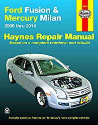 Image of the product Ford Fusion & Mercury that is listed on the catalogue brand of Haynes.