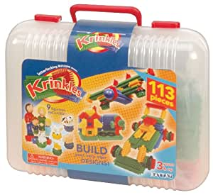 Battat Krinkles 113 Pieces