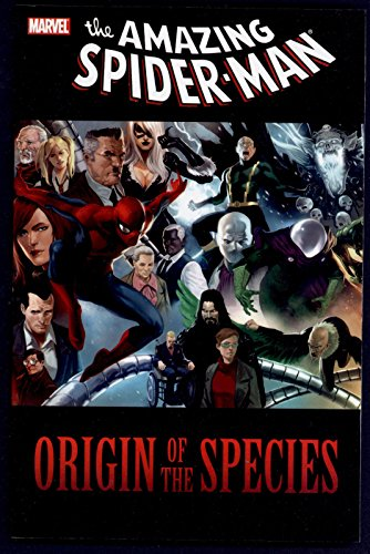 Amazing Spider-Man Origin Of The Species TPB New Graphic Novel Marvel Comics
