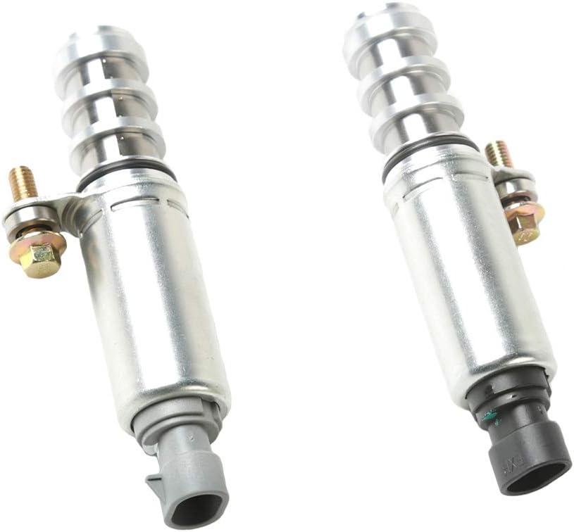 MOCA Valve Variable Timing Solenoids Compatible for 10-16 Buick LaCrosse /& 06-10 Cobalt Pontiac G6 /& 07-10 Saturn Sky Intake Exhaust