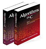 Algorithms in C, Parts 1-5