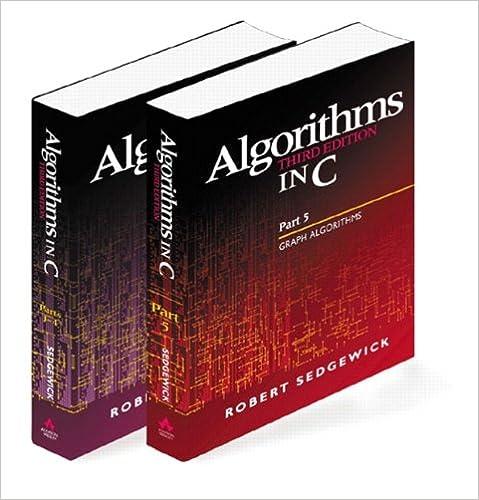 Amazon com: Algorithms in C, Parts 1-5 (Bundle): Fundamentals, Data