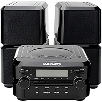 Amazon Com Coby Cxcd380 Micro Cd Player Stereo System