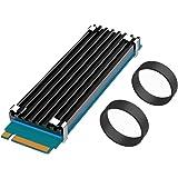 GLOTRENDS NVME M.2 2280 Heatsink ヒートシンク用 放熱シリコーンパッド