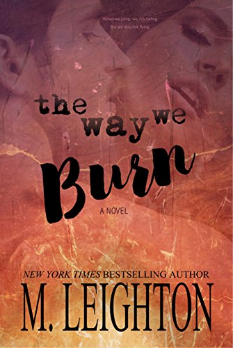 The Way We Burn: A Standalone Romance...With A Twist cover