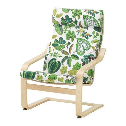Ikea Chair cushion, Simmarp green (only cushion) 828.21729.22