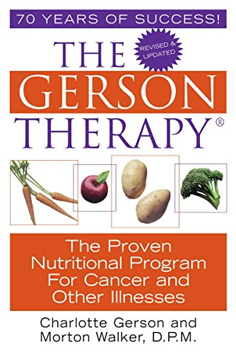 The Gerson Therapy: The Proven Nutritional Program for sale  Delivered anywhere in USA