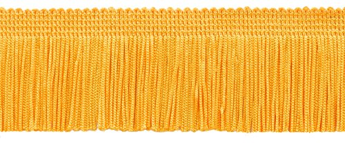DecoPro 13.5 Yard Value Pack of 2 Inch Chainette Fringe Trim