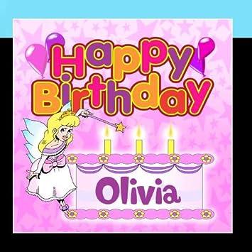 The Birthday Bunch Happy Birthday Olivia Amazon Com Music