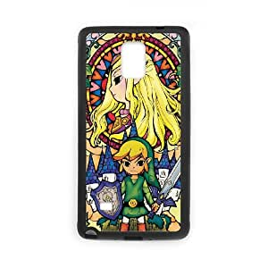 Samsung Galaxy Note4 N9108 Csaes phone Case The Legend of Zelda SED91438