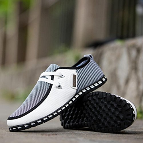 Casual Shoes OverDose Breathable White Mixed A Freizeit Flats Herbstschuhe Colors Schuhe Schuhe Mode Sportschuhe wqwPRaxrv