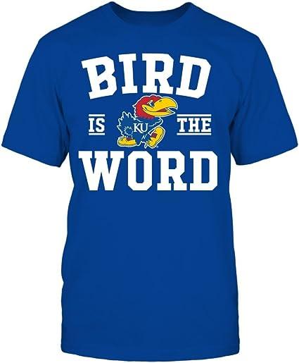 NCAA Kansas Jayhawks T-Shirt V4