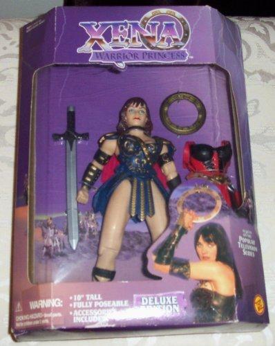 Toy Biz Mint - XENA Warrior Princess ACTION FIGURE 1996 Toy Biz Deluxe Edition Mint in Box