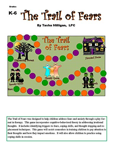 The Trail of Fears CBT Counseling Therapy Game for Anxiety (Best Therapy For Anxiety)