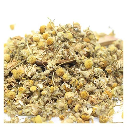 Tealyra – Egyptian Chamomile Tea – Pure Herbal Tea – Natural Bedtime Tea – Caffeine-Free – Relaxing Herbal Remedy…