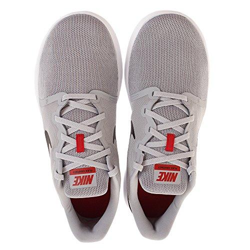 001 Contact Sneakers University Black Black Herren Mehrfarbig Wolf Grey Flex Red NIKE 2 IwEFnx7qq