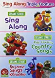 Sesame Street: Sing Along Fun Pack - 3 Disc Set
