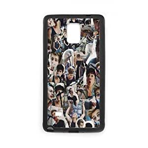 Personalized 5 seconds of summer Phone Case, Customized Hard Back Case Cover for Samsung Galaxy Note 4 5 seconds of summer