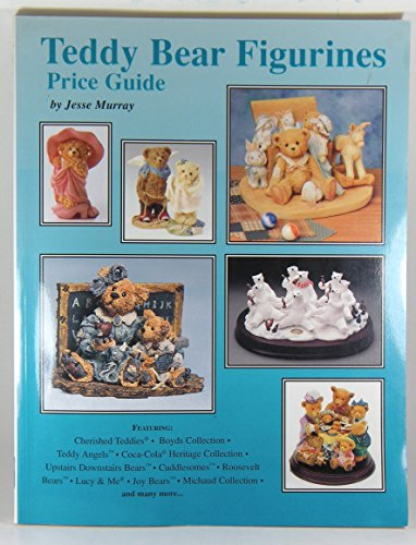 Ceramic Teddy Collectible (Teddy Bear Figurines Price Guide)