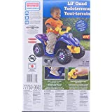 Power Wheels Lil Quad