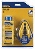 Irwin 64494 Fast Retrieve Reel And Chalk Combo
