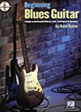 Beginning Blues Guitar, Dave Rubin, 1423404572